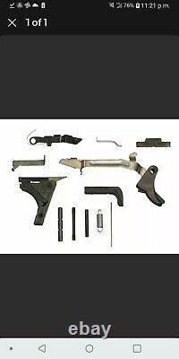 Glock/p80 Gloxk 26 Slide, Barrel, Upper Parts Kit, Lower Parts Kit + More
