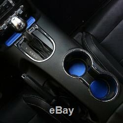 Interior Accessories Decoration Trim Dash Parts Cover Kit For Ford Mustang #ya