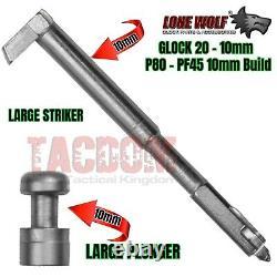 Lone Wolf Upper parts Slide Kit for Glock 20 10mm P80 PF-45 LWD-SLIDEKIT-10