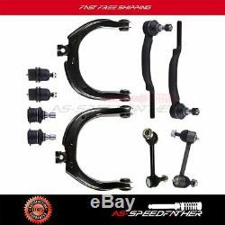 New Suspension Front Control Arm Kit parts For 2002-2007 GMC Envoy 10Pcs