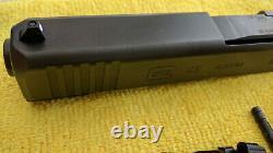 OEM GLOCK 48 MOS Complete Upper Slide + Lower Parts Kit (G48 43X SS80 PF9SS P80)