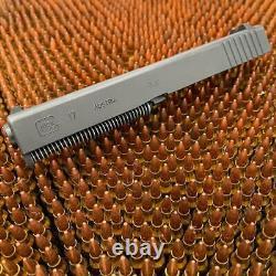 OEM Glock 17 Complete Upper Slide Assembly 9mm Barrel and Parts Kit Build 9x19
