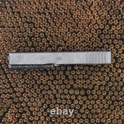 OEM Glock 19 Complete Upper Slide Assembly 9mm Barrel and Parts Kit Build 9x19