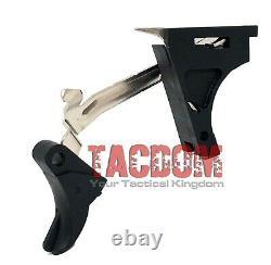 PATMOS Upper Slide & Lower Parts Frame Kit for Glock 19 GEN 3 & P80 PF940C 9mm