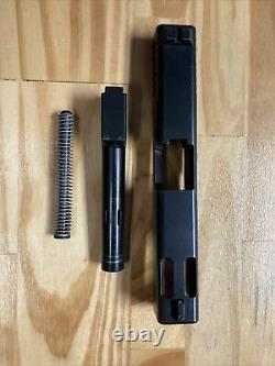 Rare 22 C GLOCK 22C GEN 3 SLIDE Barrel Spring UPPER PARTS KIT POLYMER 80 P80 17