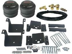 Rear Load Level Kit withCompressor & Tank Fits 4 Lifted 18-19 Silverado 2500 3500