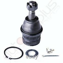 Set Of 10 Inner Outer Tie Rod Stering Parts For Chrysler Aspen Dodge Durango