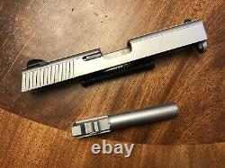 Smith and Wesson SW9VE/SD9VE Upper And Lower Parts Kit (det-disp Ready)