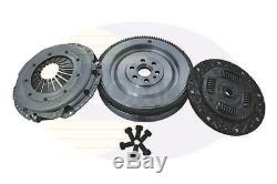 Solid Flywheel Clutch Kit For Opel Vauxhall Vectra C Saab 9-3 1.9 Cdti Gts Tid