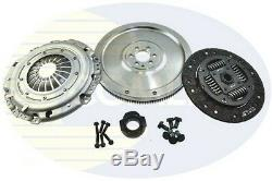Solid Flywheel Conversion Clutch Kit Fit Vw Passat 2008-2010 2.0 Tdi 110hp