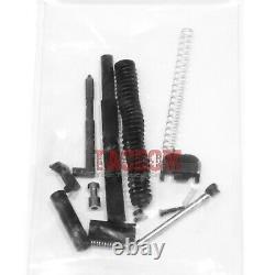 Strike Industries LITE FDE slide for Glok 19 & P80 PF940C Parts Kit TRUE Barrel