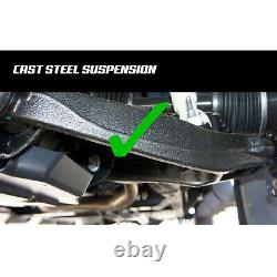 Superlift 3.5 Control Arm Lift Kit with Bilstein Shocks 2007-2016 GMC Sierra 4X4