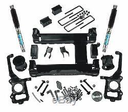 Superlift Suspension 6 Lift Kit K127B For 15-16 Ford F-150 F150 4WD-(K103B)