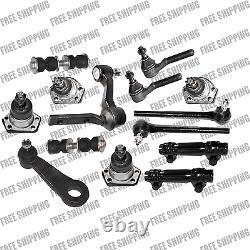 Suspension Kit Parts For 4x4 Chevy S10 Pick up Blazer GMC Sonoma Jimmy Bravada
