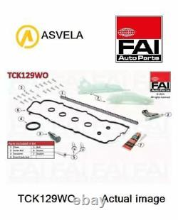 Timing Chain Kit For Citroen, Peugeot, Mini, Bmw C4 Ii, B7 Fai Autoparts Tck129wo