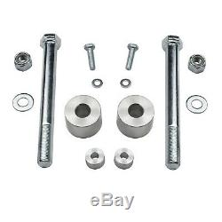 WULF 3 Front 3 Rear Lift Kit with Control Arms For 05-20 Toyota Tacoma 6LUG