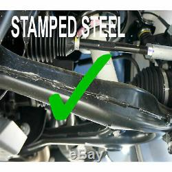 WULF 4-6 Drop Lowering Kit with Shocks For 15-18 Chevy Silverado GMC Sierra 2WD
