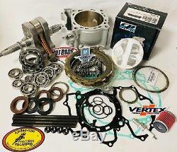 YFZ450R YFZ 450R 450X Rebuild Kit Complete Bottom End Top Motor Engine Parts
