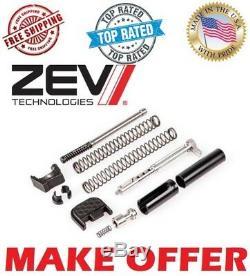 ZEV Tech UPPER PARTS KIT 9MM For Glock 17 19 26 34 PK-UPPER-9
