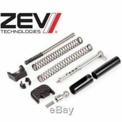 ZEV Technologies PK-UPPER-9 Upper Parts Kit For 9mm Gens 3 & 4 Glock 17 19 26 34