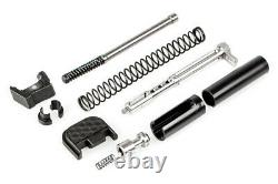 ZEV Technologies PRO Upper Parts Kit for 9mm Gen 3/4 Glock 17 19 26 34