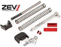 ZEV Technologies Upper Parts Kit for 9mm Gen 3/4 Glock 17 19 26 34