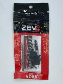 Zev Tech Upper Parts Kit 9mm For Glock 17 19 26 34 Pk-upper-9 New